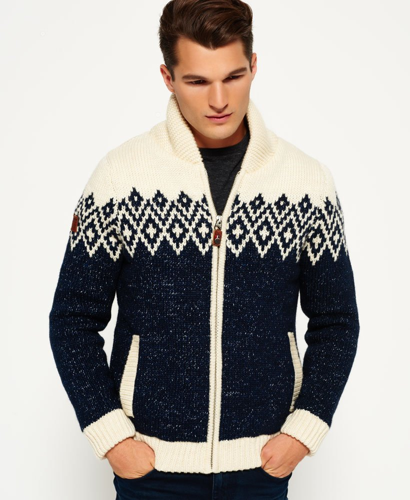 Superdry Buffalo Cardigan