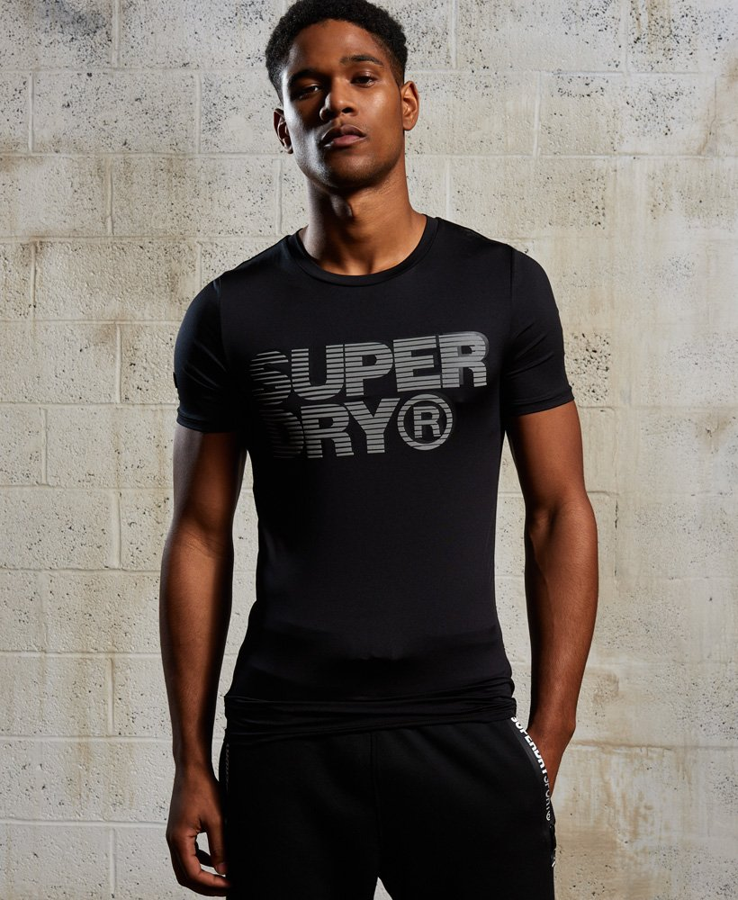 Superdry Sport Athletic Graphic T-Shirt  thumbnail 1