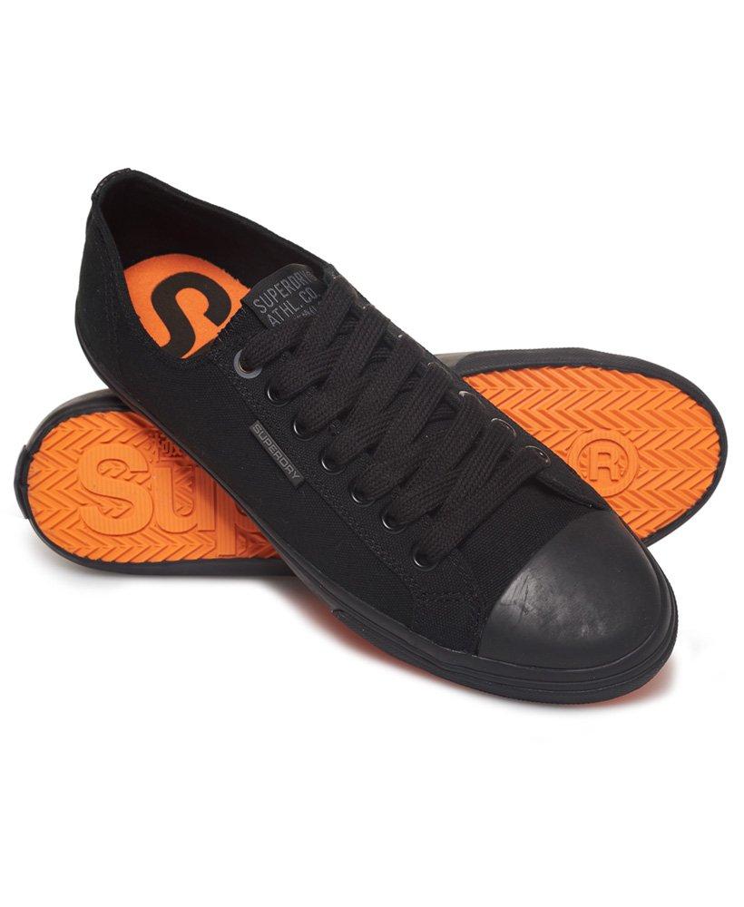 Mens - Low Pro Sneakers in Black/black