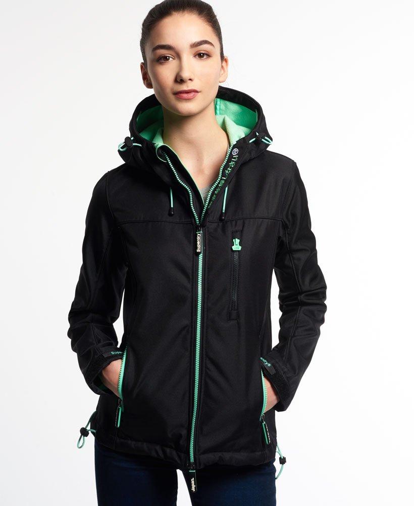 brand new b15f3 19982 Superdry Hooded Windtrekker Jacket - Women's Jackets & Coats