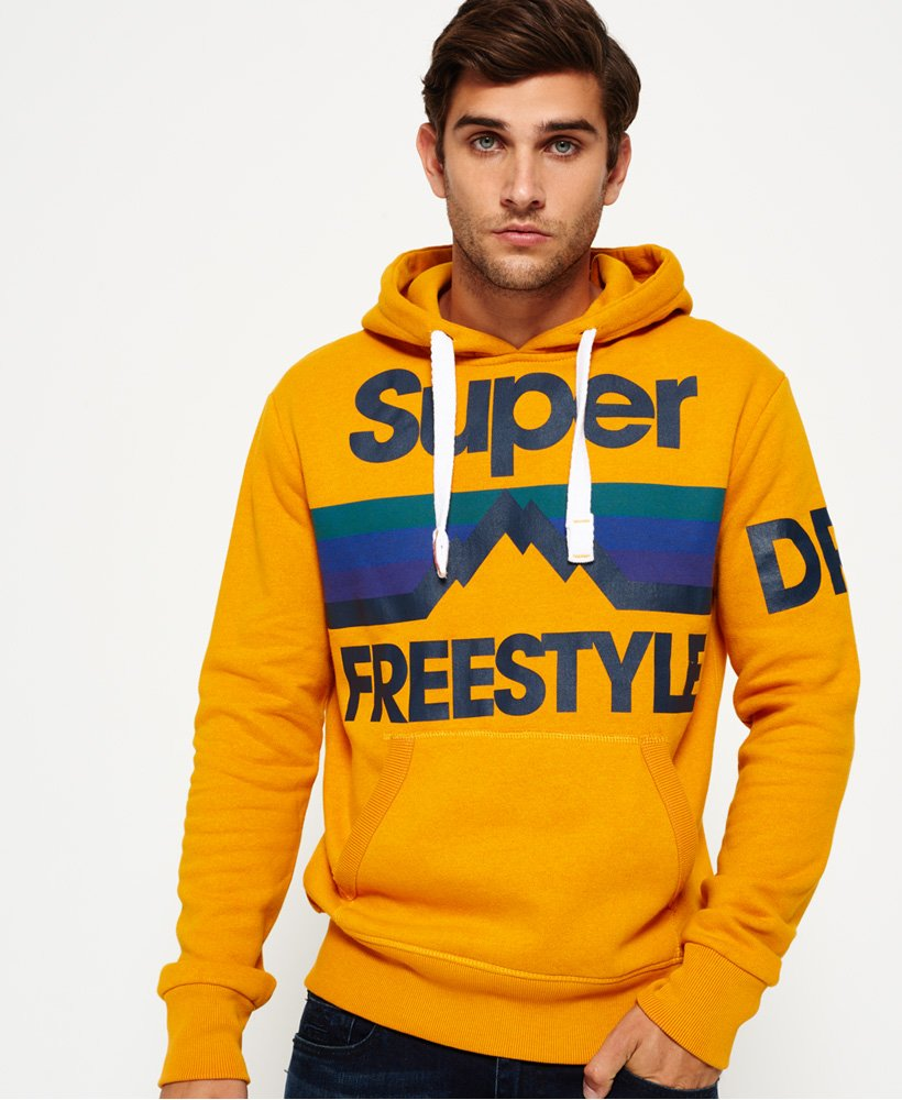 Superdry , Sweat à capuche Retro Mountaineer , Sweats à