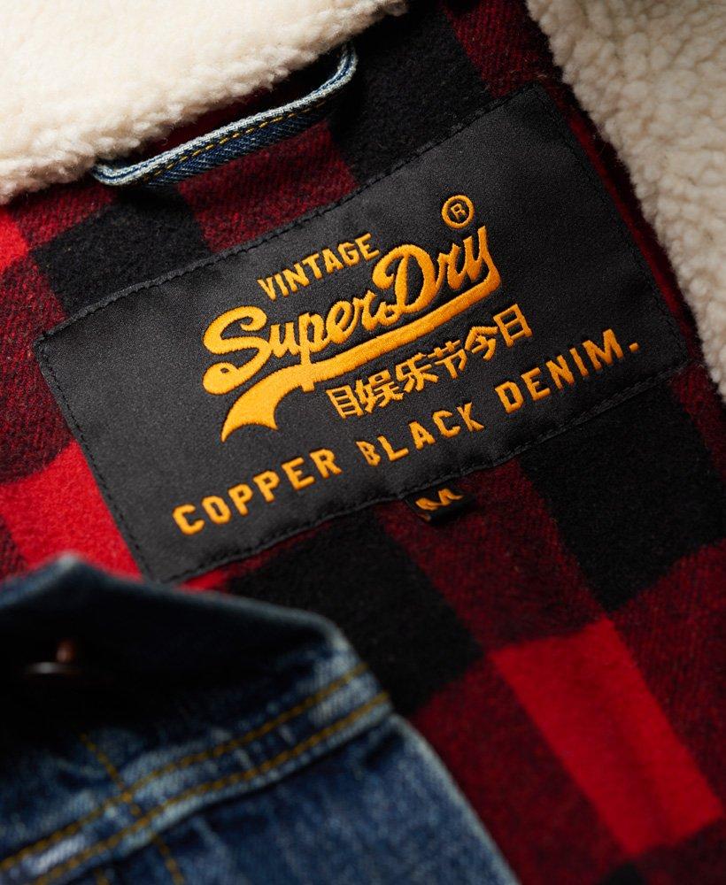 Superdry Stormbreaker jeansjacka Killar Jackor