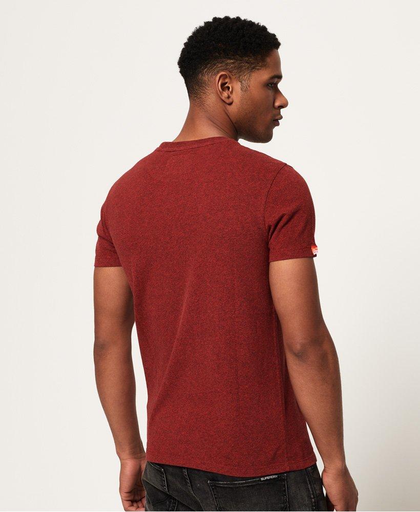 9157e0ff Superdry Orange Label Vintage-T-skjorte med broderi - Herre T-skjorter