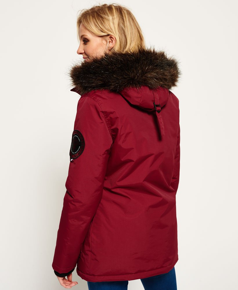Superdry Everest Parka Jacket Women S Jackets Amp Coats