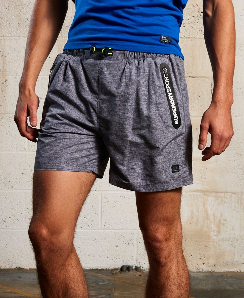 Superdry Short doublé Sport Tech  thumbnail 1