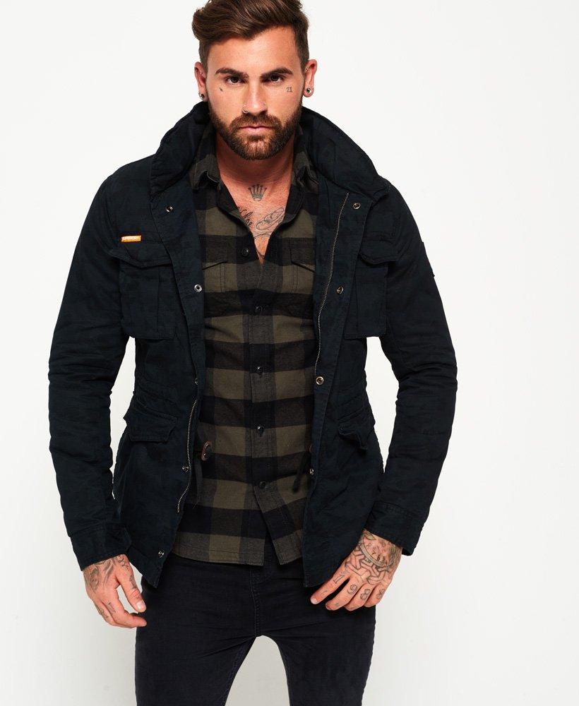 Superdry Winter Rookie Military jas Jacks en jassen voor Heren