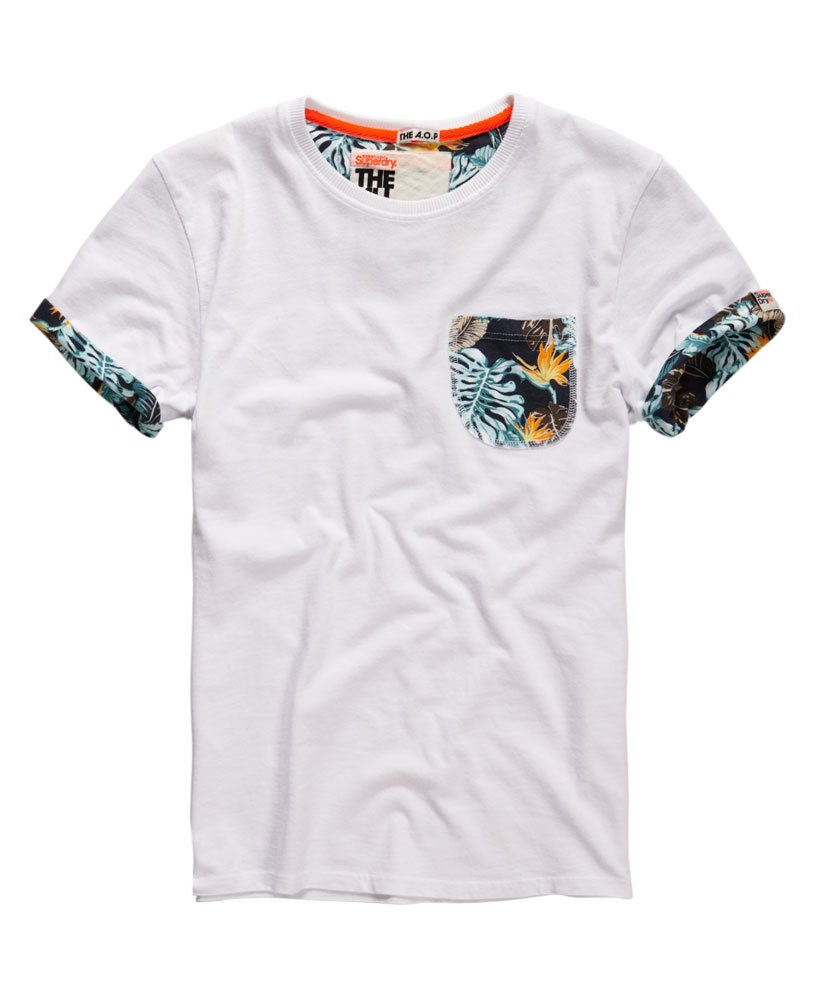 Superdry Honolulu Roll T-shirt thumbnail 1
