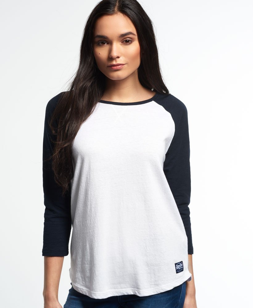 Superdry Baseball Top