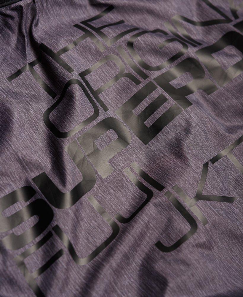 Superdry Fuji Diamond Quilt skjortejakke Herre Jakker