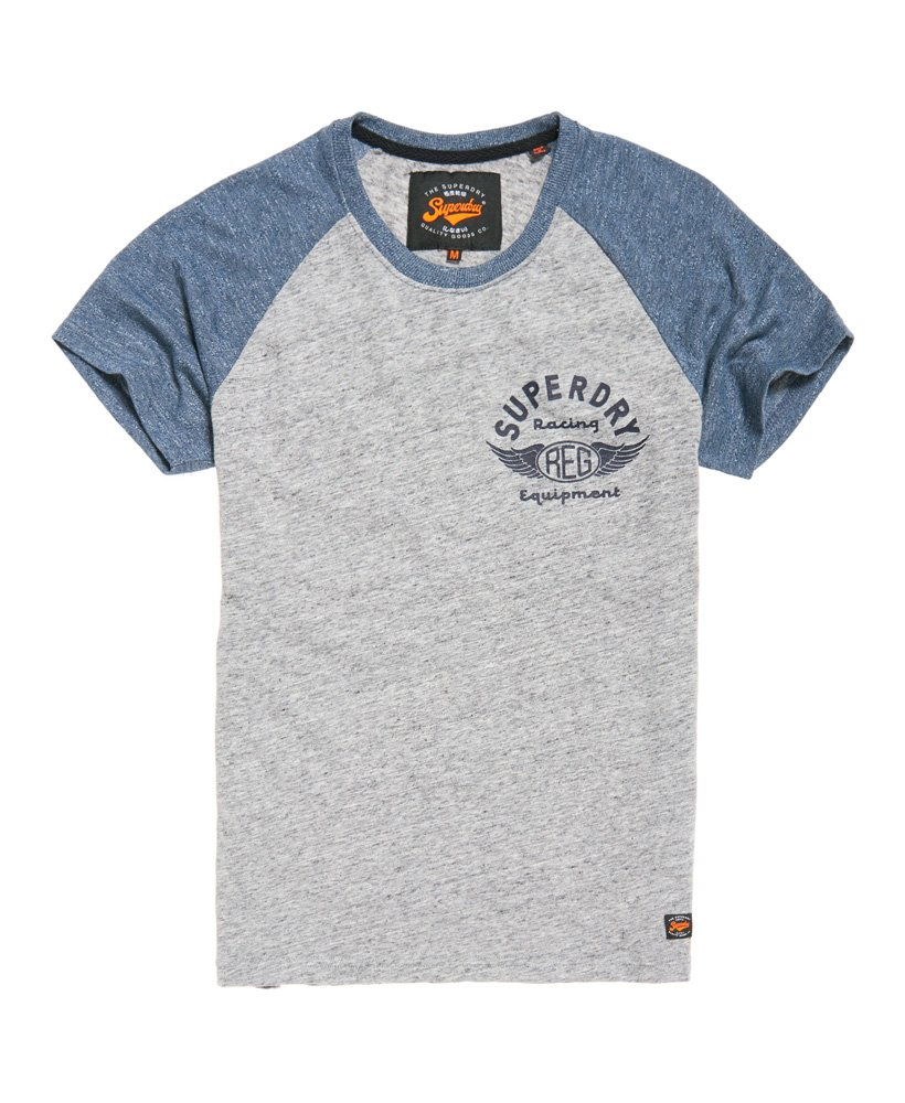 Superdry Biker Raglan T-Shirt