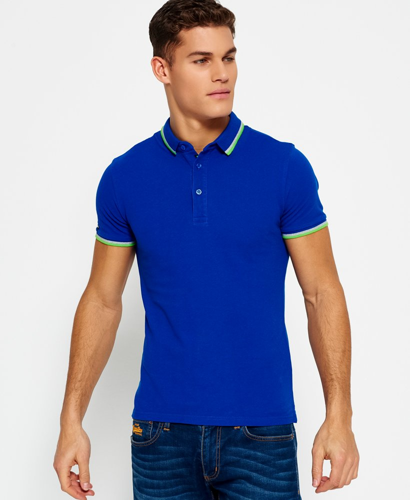 Superdry City Sport Polo Shirt Mens Polo Shirts