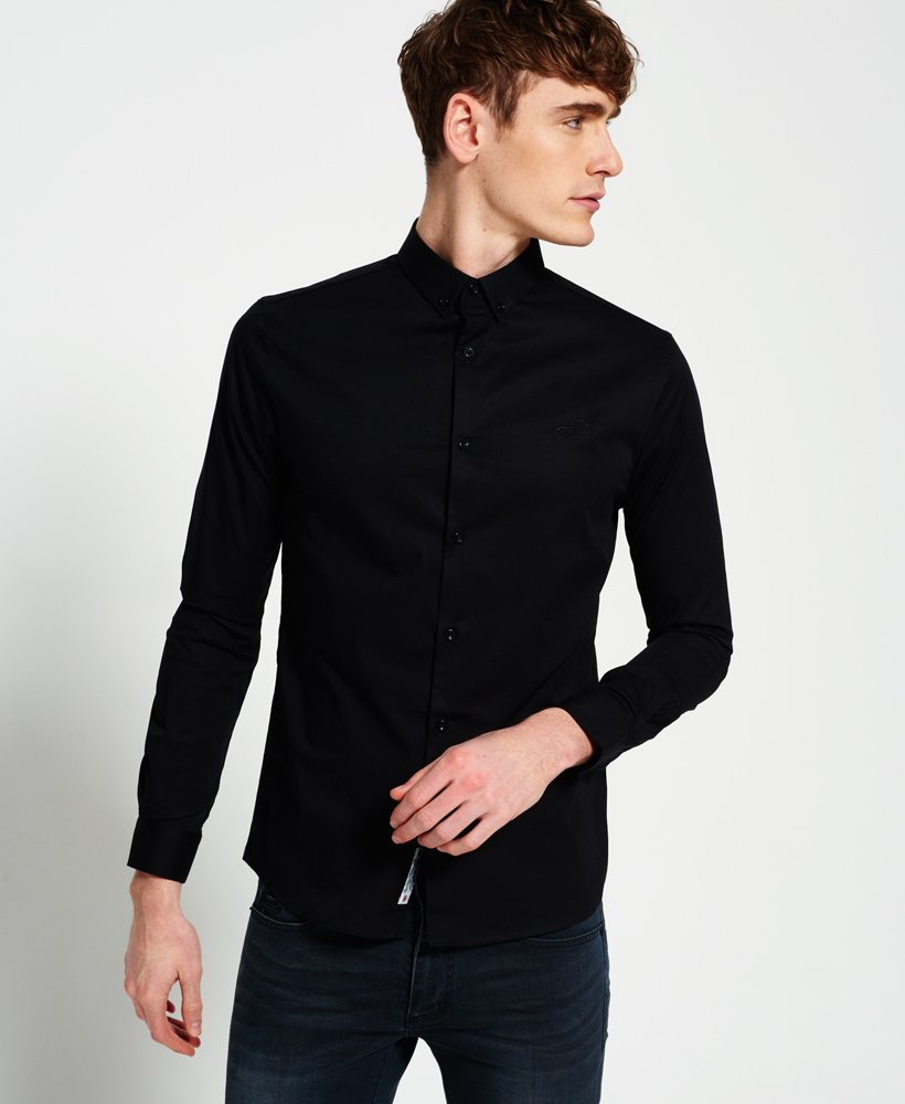 Superdry Tailored Slim Fit Shirt Men S Shirts