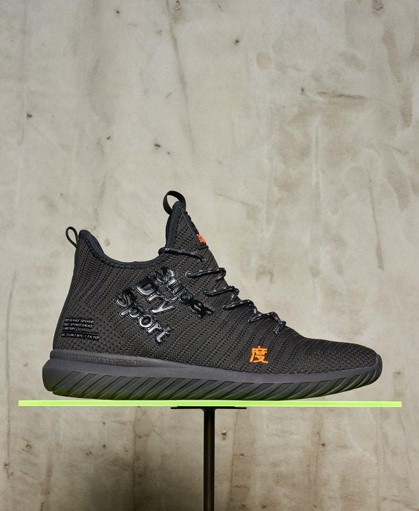 Nebulus Hybrid High Trainers,Mens,Sneakers