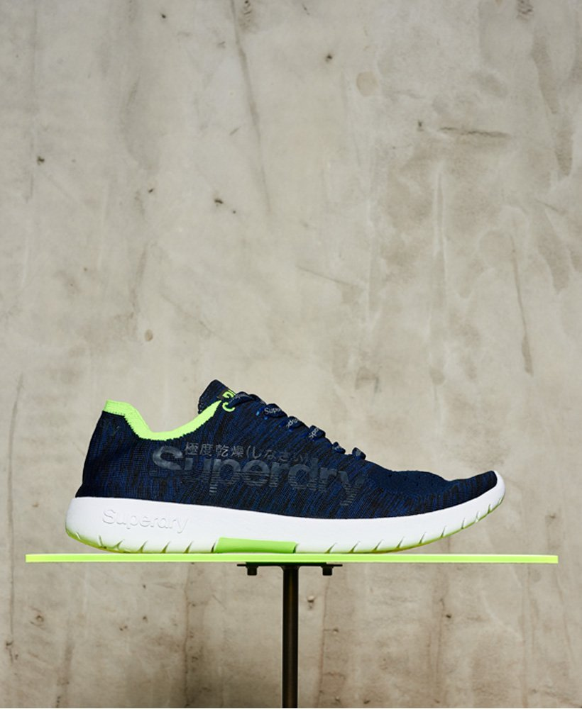Superdry Superknit Sprint Trainers thumbnail 1