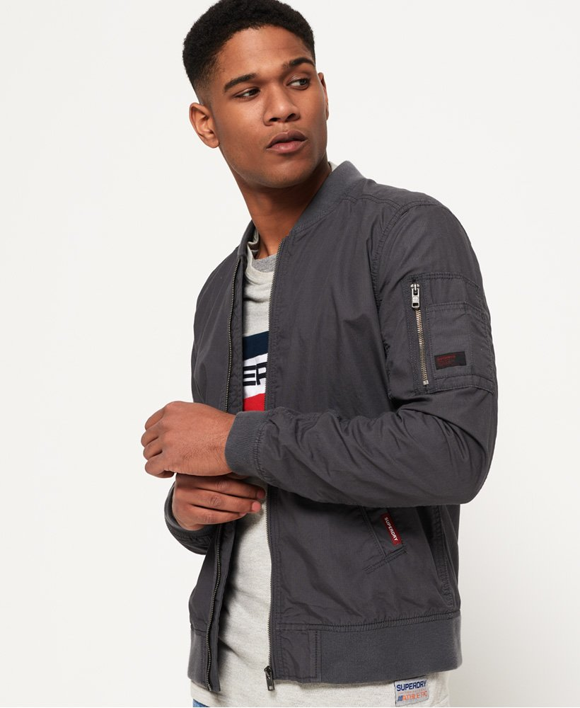 info for 58277 1dbb8 Superdry Rookie Duty Bomberjacke - Herren Jacken & Mäntel