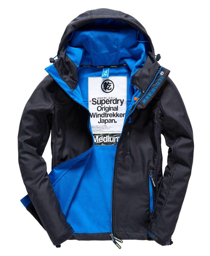 Hooded Windtrekker Jacket. Superdry Hooded Windtrekker Jacket 55482b90390
