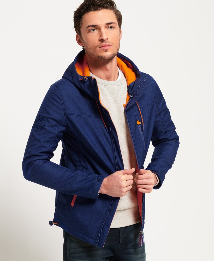 Superdry SD-Windtrekker jas met capuchon thumbnail 1