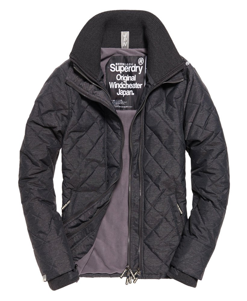 Superdry Quilted Arctic Windcheater Jacket Men S Jackets