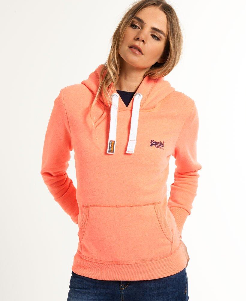 Superdry Orange Label Hoodie Women's Hoodies