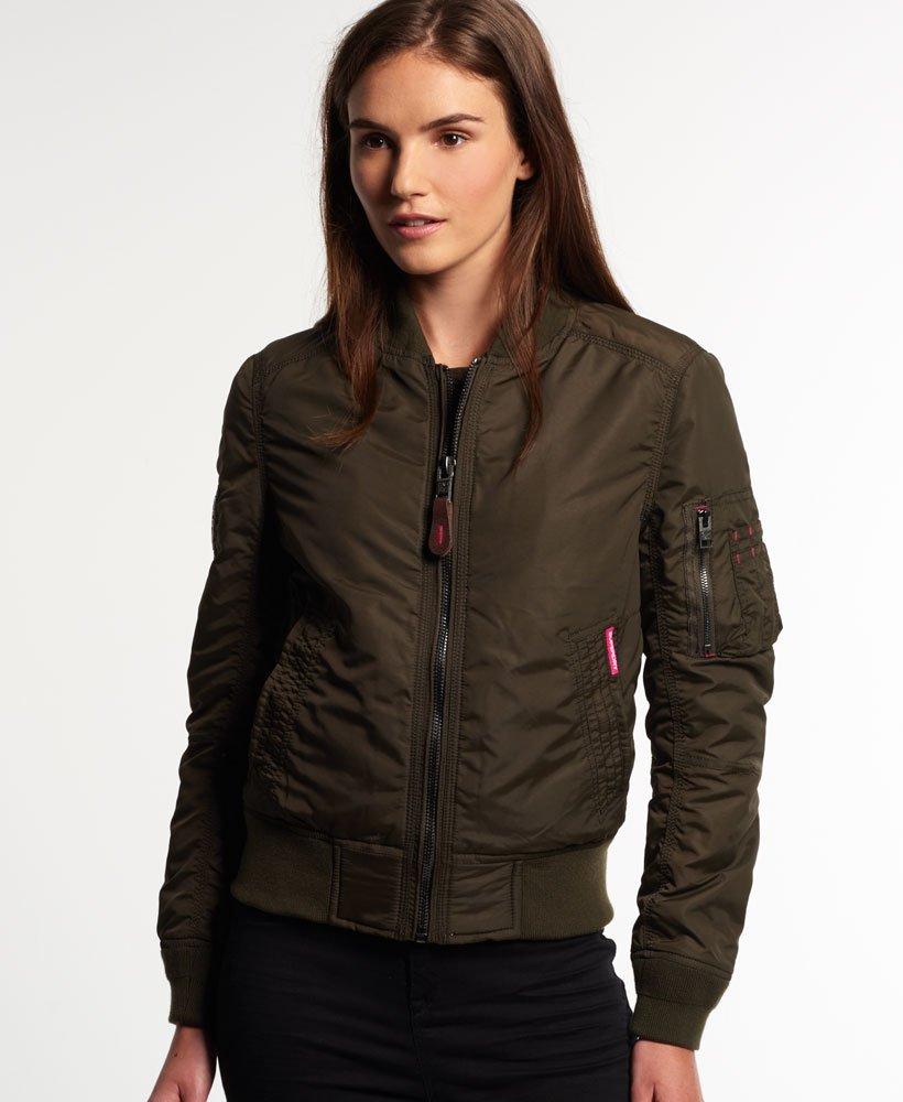 b17b53bcc Superdry RSD Lite Pilot Bomber Jacket - Women's Jackets & Coats