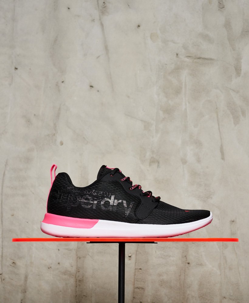 Superdry Hyper Core Runner Trainers thumbnail 1