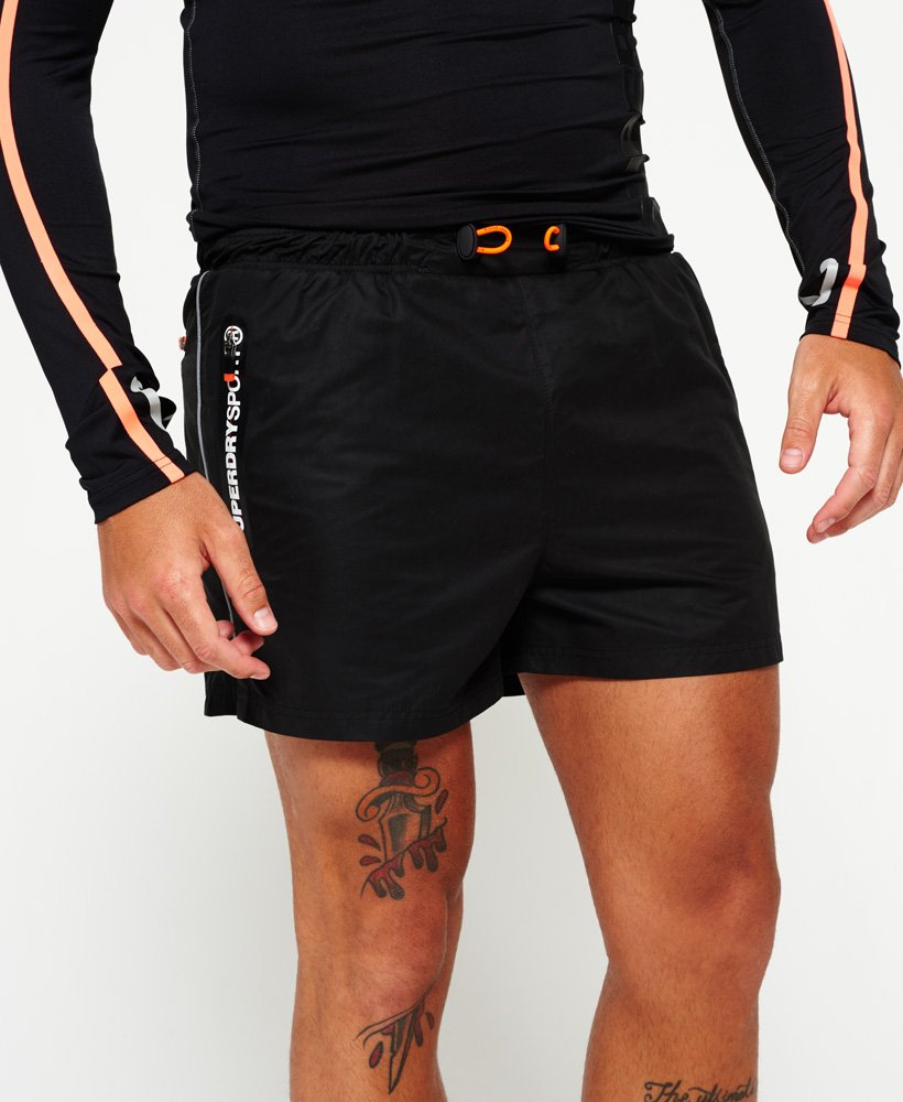 57154fd5 Superdry Sports Active-treningsshorts - Herre Shorts