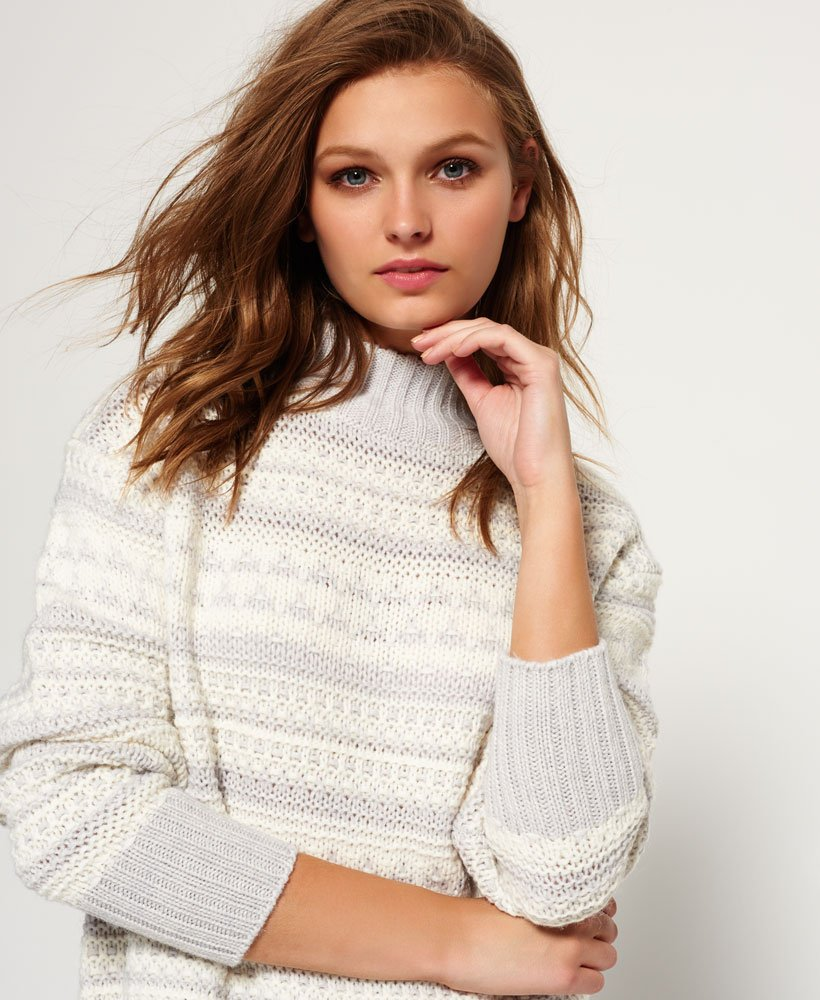 Superdry Nordic Pattern Knit Jumper