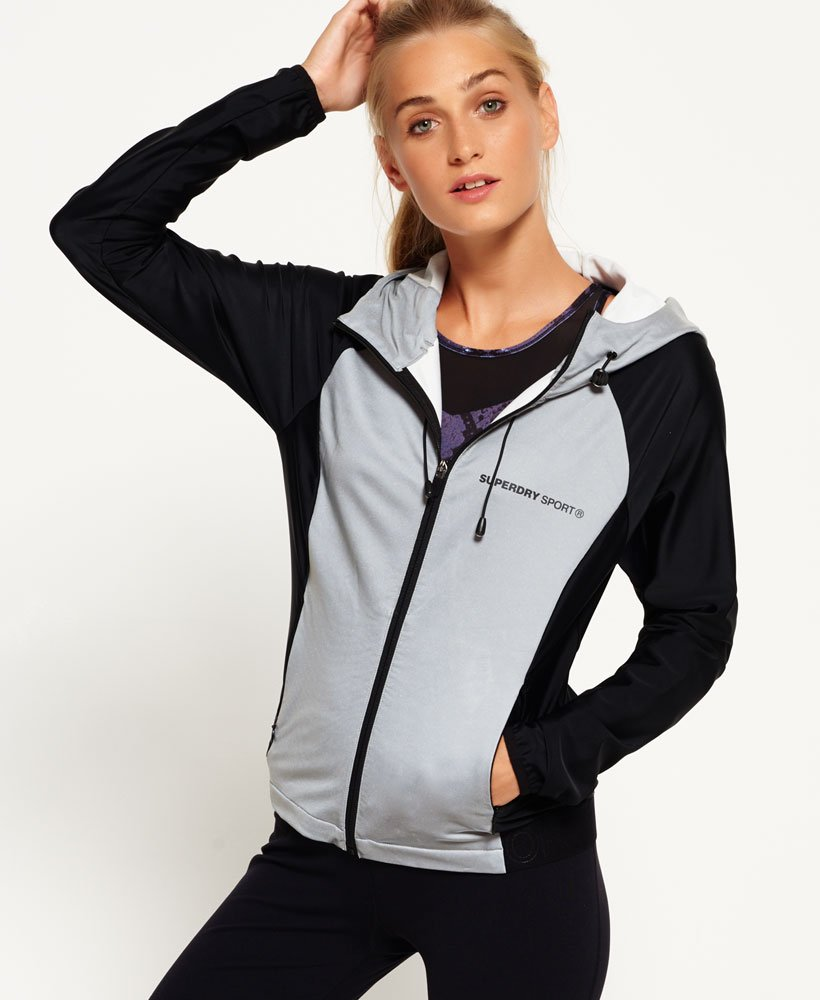 Superdry SD-X Reflective Running Jacket thumbnail 1