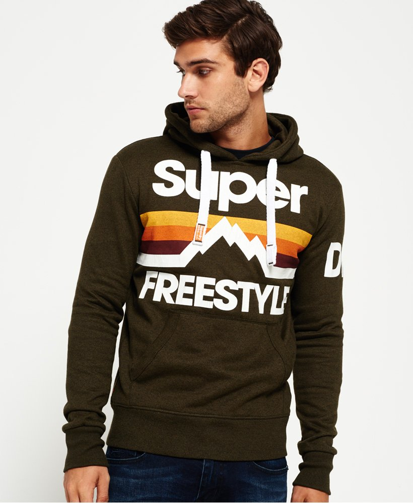 Retro capuche Superdry Mountaineer à Sweat 1fWzqwSt