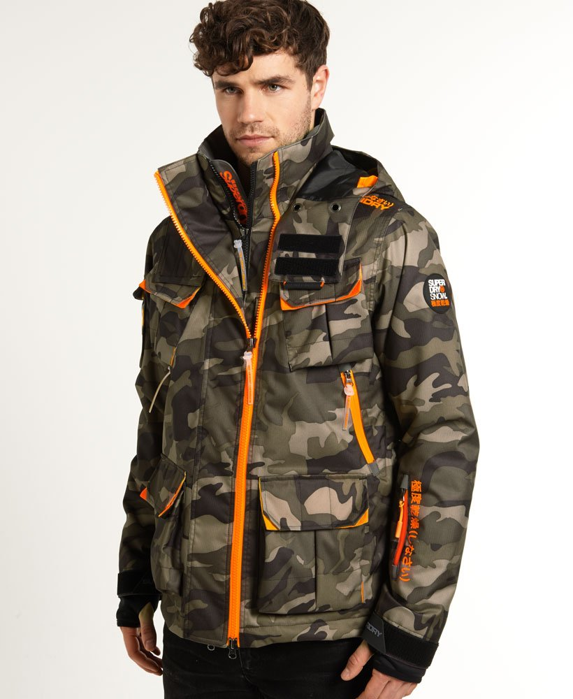 92ae75b7a30 Mens - Ultimate Snow Jacket in Camo
