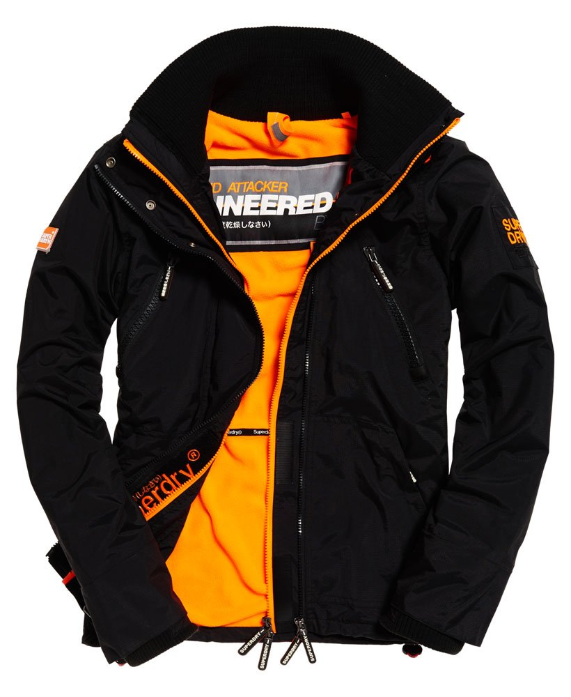 Superdry Polar SD-Wind Attacker 防風夾克