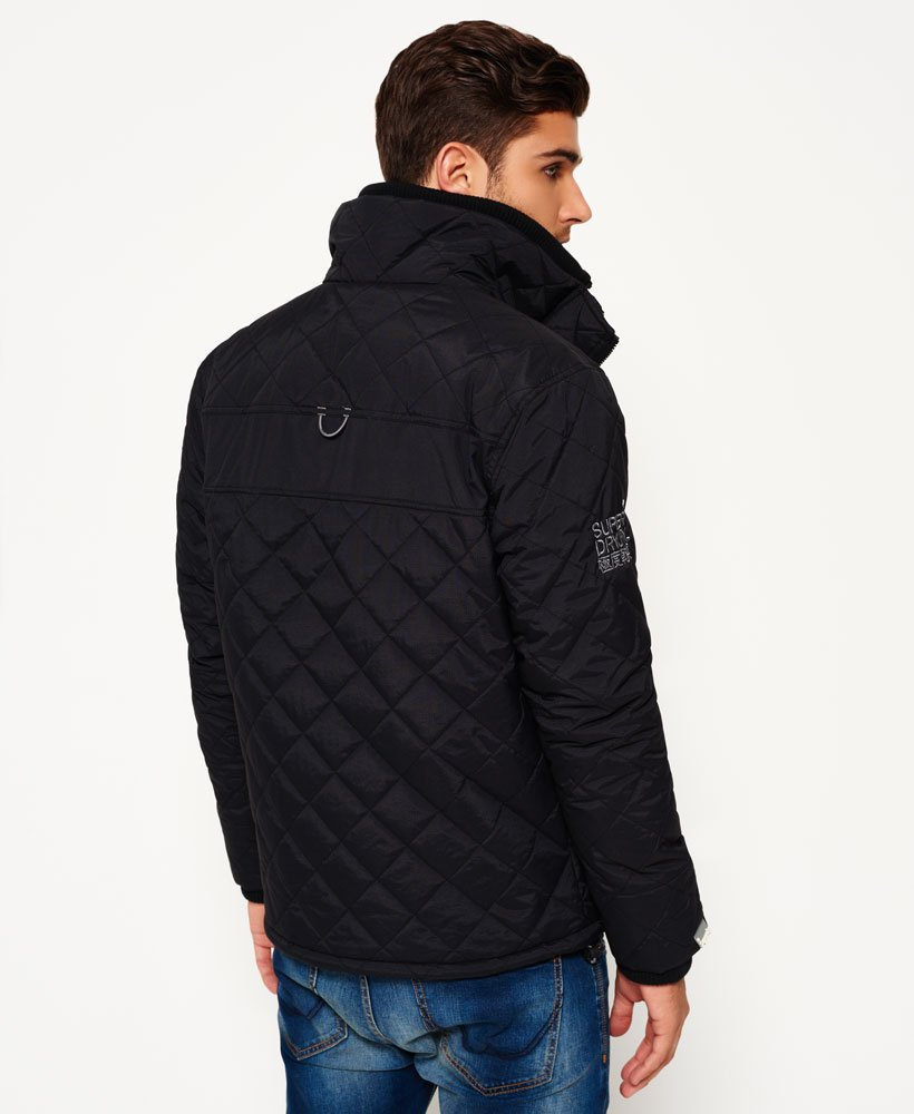 Superdry Quilted Arctic Windcheater Jacket Men's Jackets