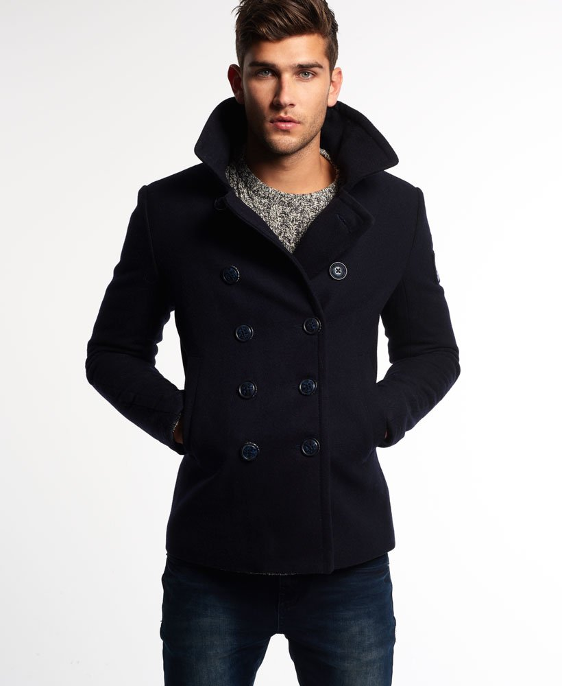 cute cheap fashion styles quality products Superdry - Caban Rookie - Vestes pour Homme