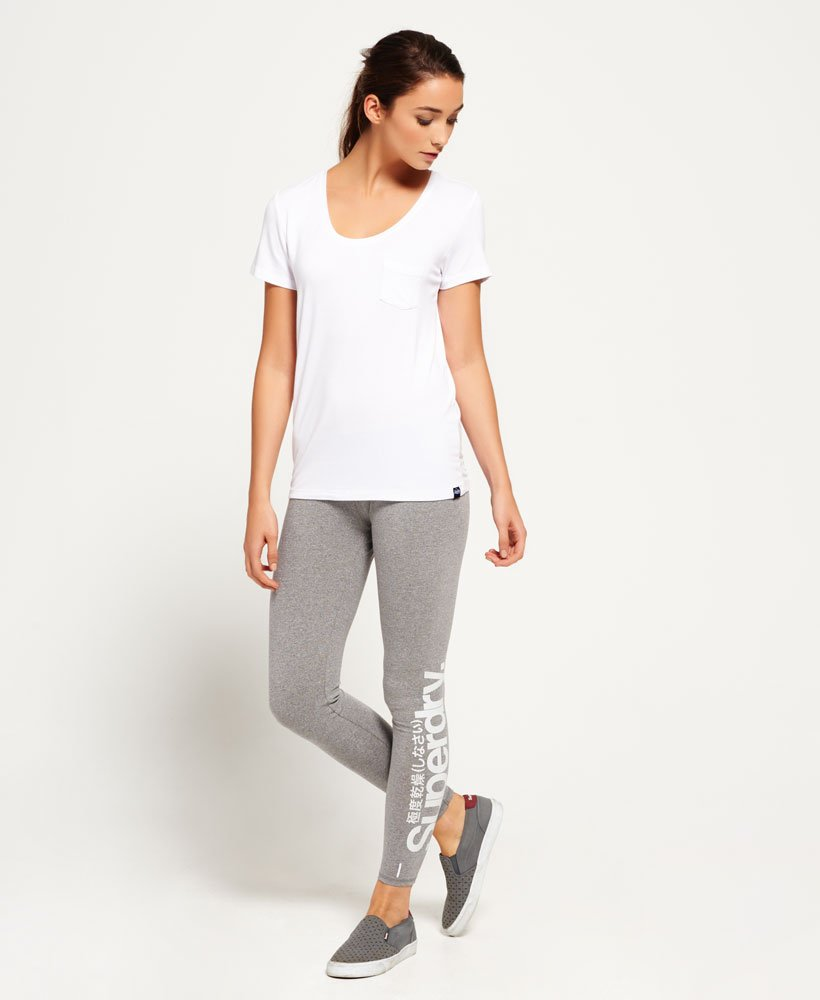 Superdry Leggings grand logo