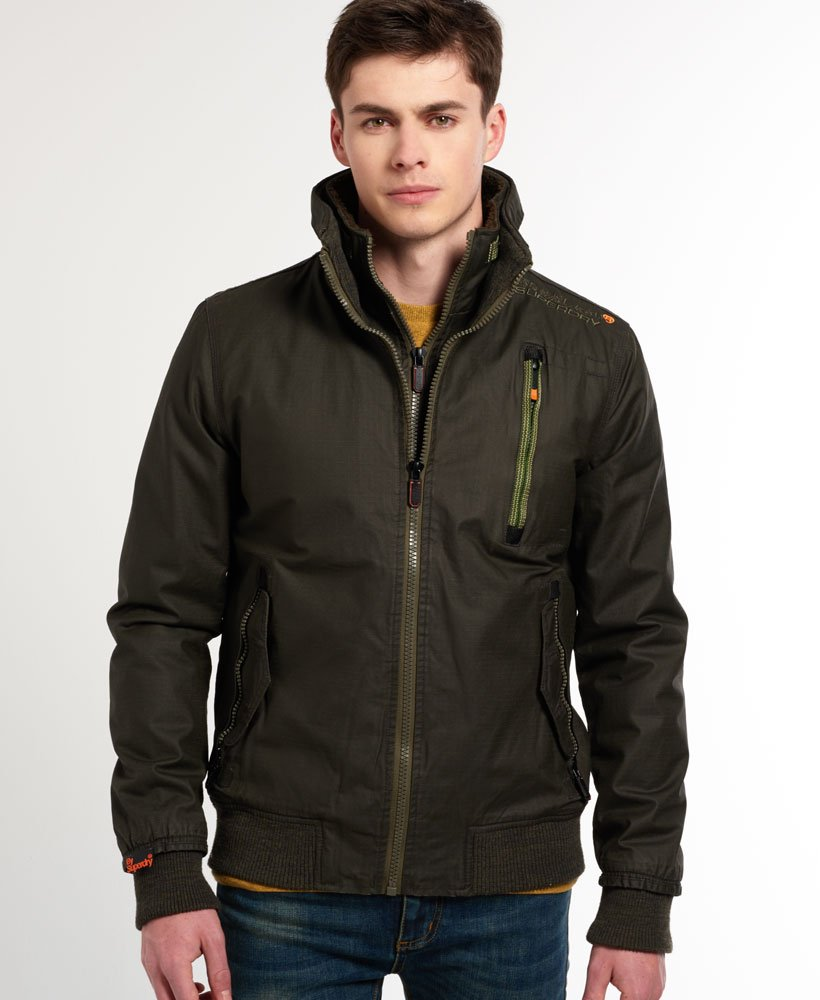 choose clearance 100% satisfaction discount collection Superdry Moody Ripstop Bomber Jacket for Mens