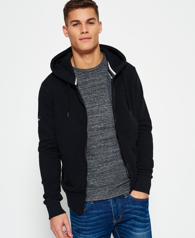 Superdry Sweat à capuche et tirette Urban Sweats à