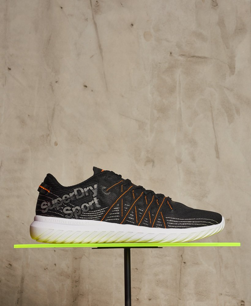 Superdry Laserlite Runner Trainers thumbnail 1
