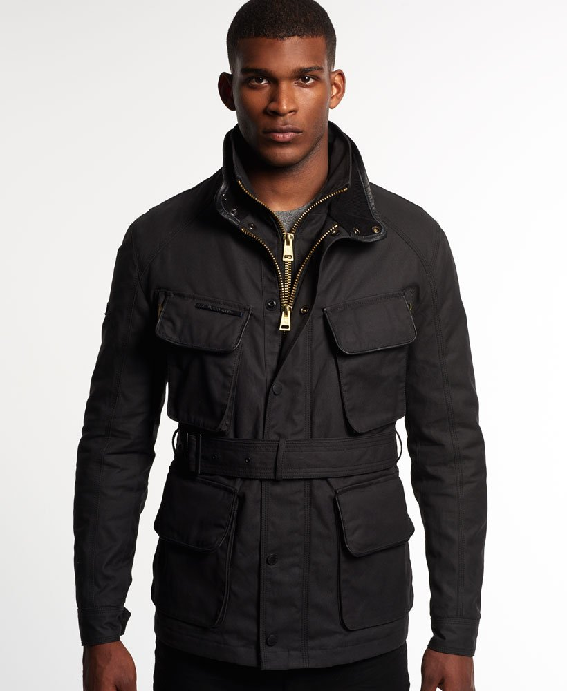 0780a10b4 Superdry Leading Motorcycle Jacket - Men's Jackets