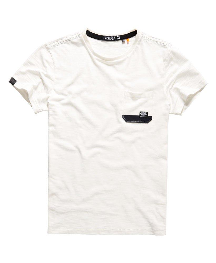 c6d89dab Superdry Surplus Goods Pocket T-shirt - Men's T Shirts
