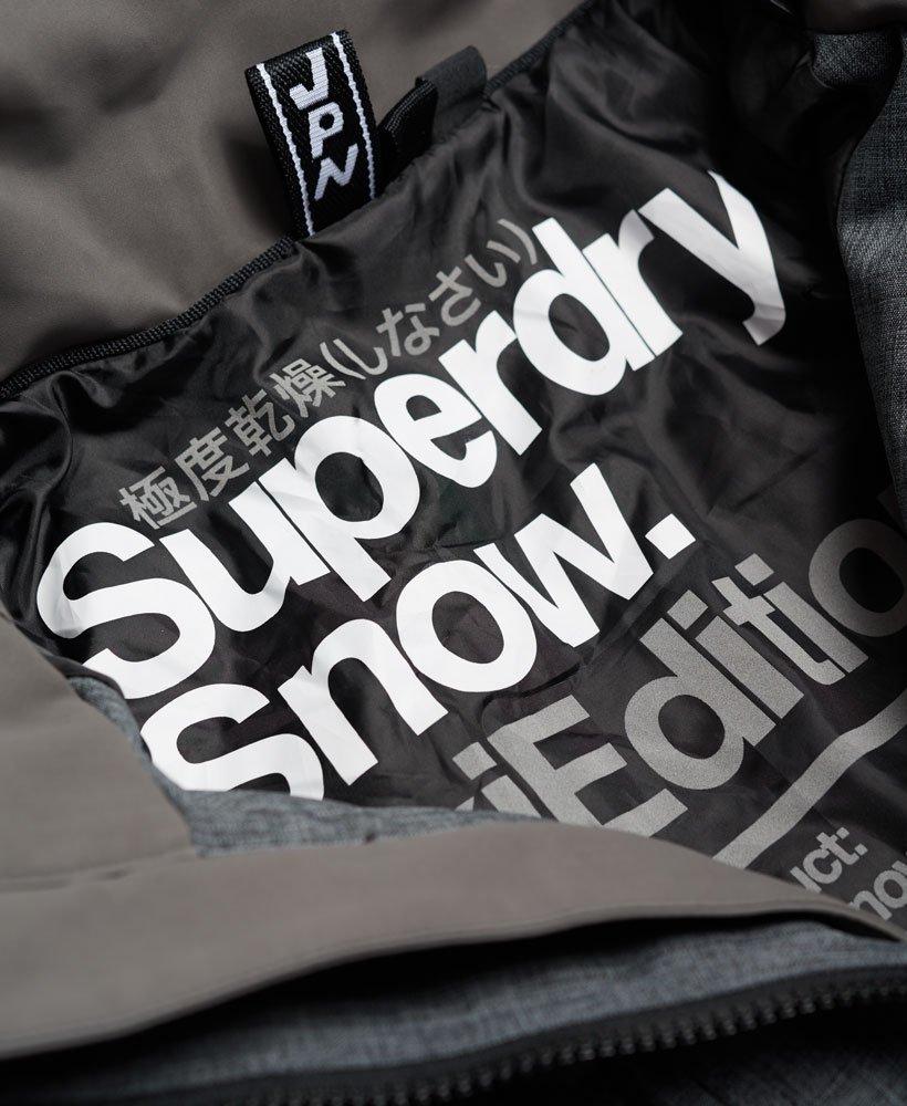 Superdry Vestes Ski Homme De Snow Veste Pour Service Ultimate 1q1wHrA