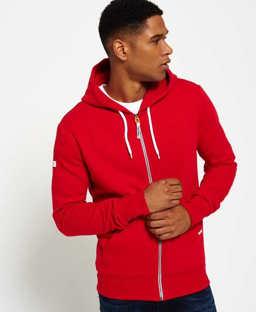L Capuche Veste Athletic Sweats Zippée Superdry a À nqa7WZcOp
