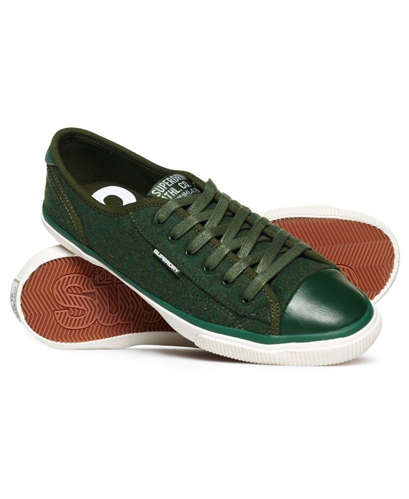 Superdry Low Pro Luxe Trainers thumbnail 1