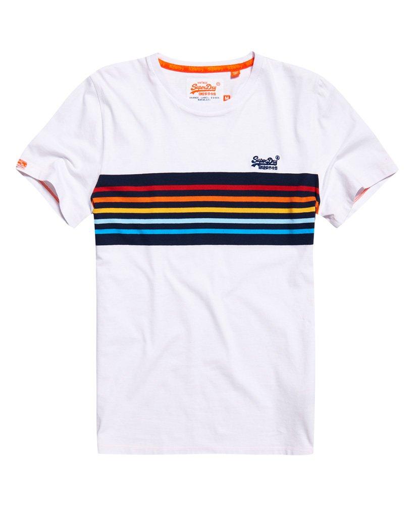 Superdry Orange Label Cali Surf Banner T-Shirt