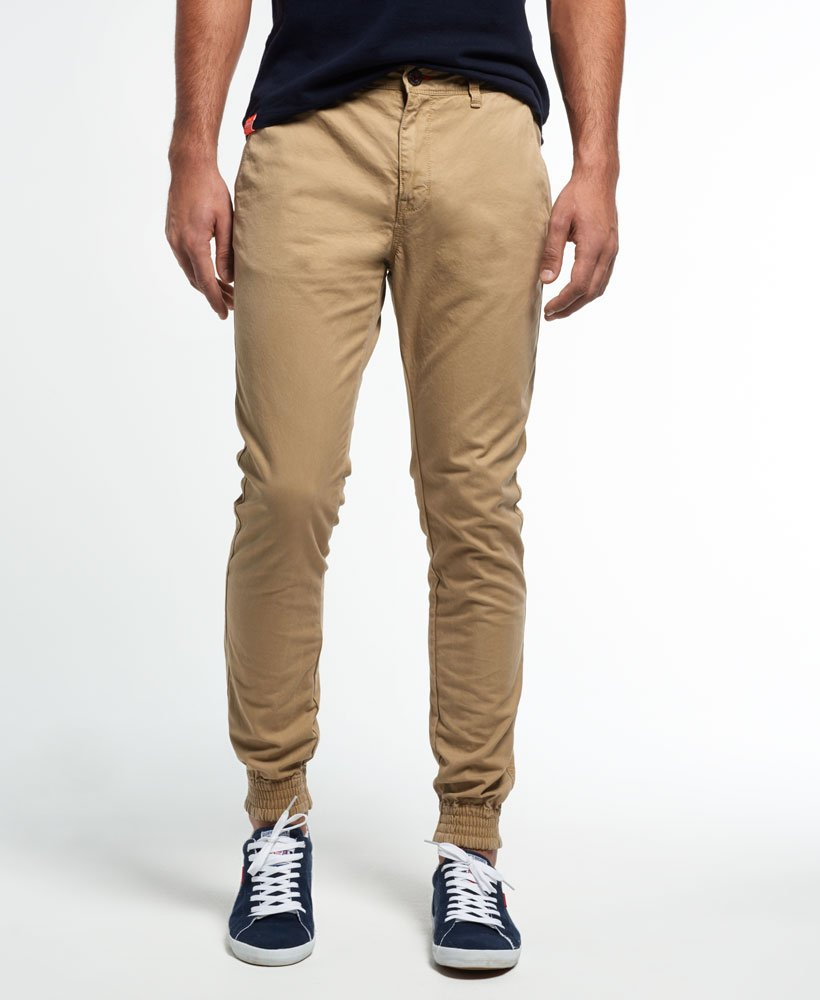 Superdry Chinos Rookie Grip - Hombre Pantalones 71e176e282ad