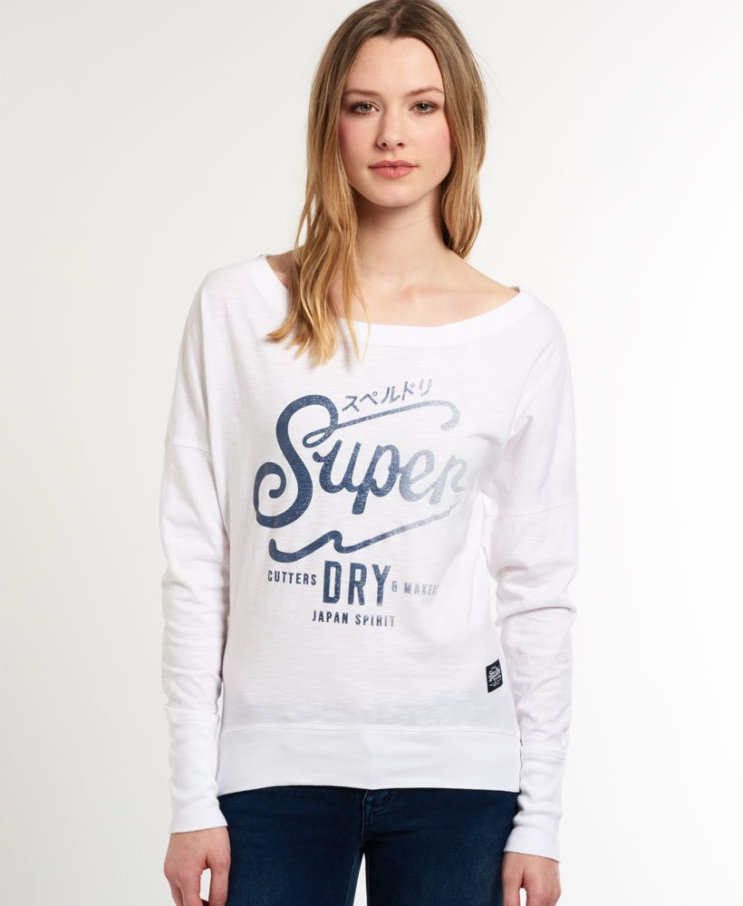 Superdry Cutters And Makers Top