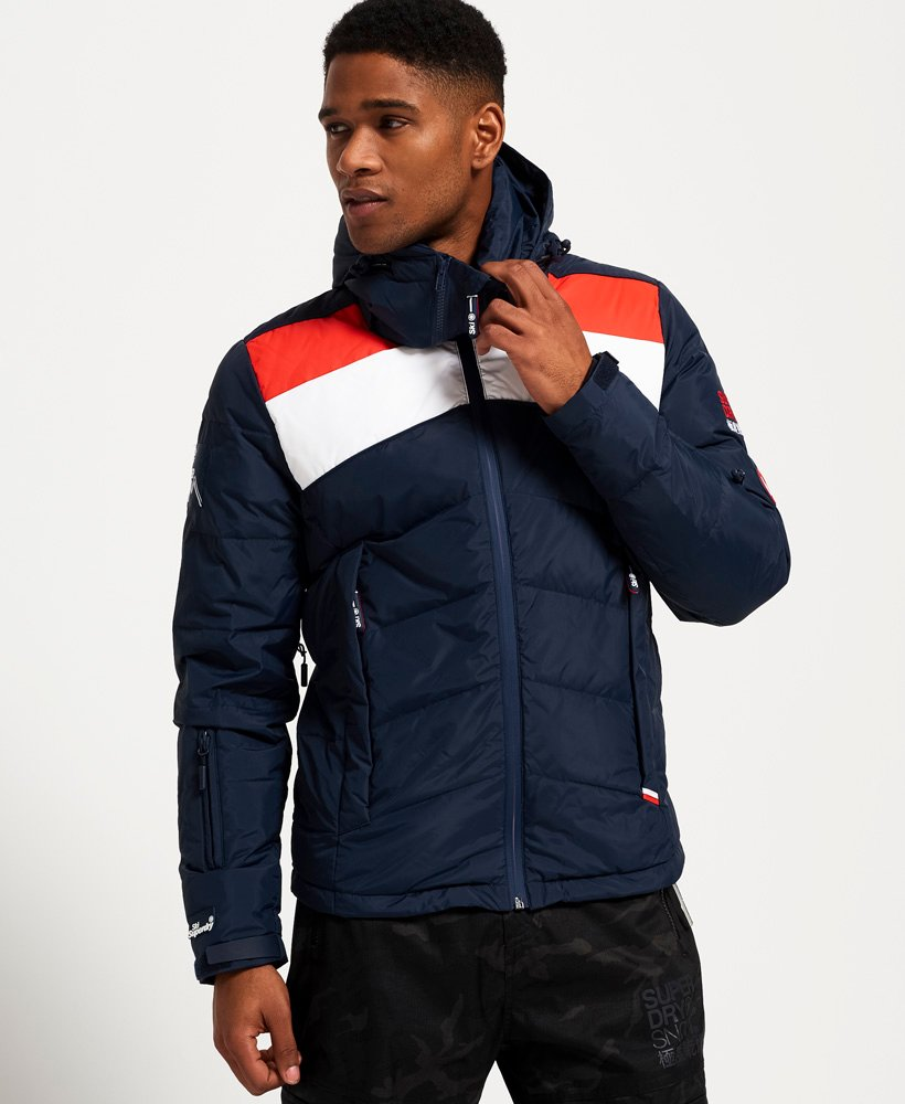 Command Men's Jacket Ski Jackets Superdry Traverse Down BCQWxorde