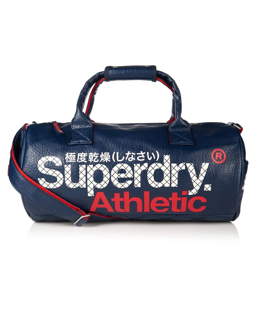 c1cd8ba07a Superdry Athletic Barrel Bag thumbnail 1