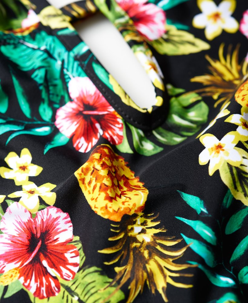 Superdry Womens Aloha Pineapple Swimsuit