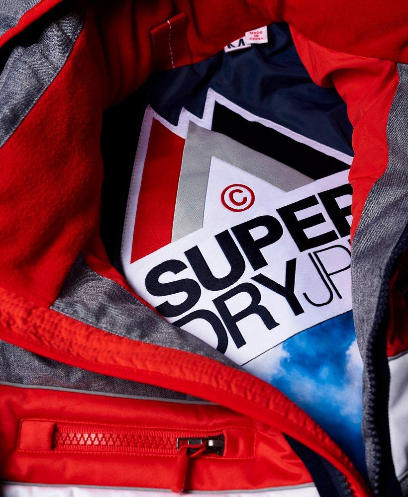 Superdry Scuba Slopestyle Fuji Kapuzenjacke Herren Jacken