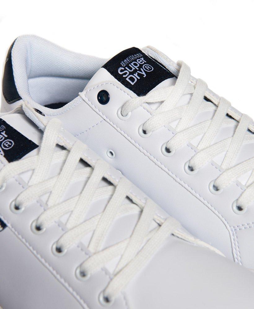 Mens - SD Tennis Sneakers in Optic/navy
